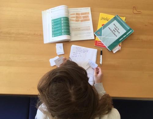 1. Tipp: Lernen (c) Yvonne Waldner